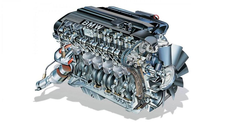 Двигатель БМВ